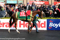 04th Red Giant ( 15 , pink ) and N. Carberry - Trainer : Noel Meade - Owner : Mrs Patricia Hunt