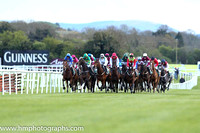 Goffs Land Rover Bumper INH Flat Race at Punchestown