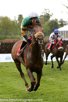 01st Heathfield ( 15 , orange and green hoops ) and P. Townend - Trainer : A.J.Martin - Owner : John P. McManus