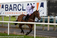 15th Mr Bien ( 12 , mauve, white stars ) and K.M. Donoghue - Trainer : Thomas O'Neill - Owner : Ms Leanne Corduff