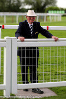 Official at Windsor Racecourse