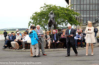 The Curragh on Derby Day