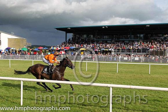 1st No 4 Peace Mission (IRE) (1) - Jockey: G F Carroll - Trainer: T Mullins - Colours: orange, brown sash