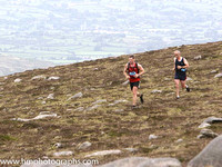 2007-08-04th - Seven sevens Mountain race in Mourne Mountains