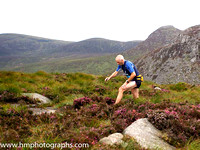 2009-08-01st - Seven Sevens Mountain Race in the Mourne Mountains