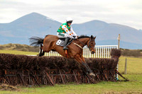 East Down Foxhounds Point to Point at Tyrella