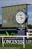 The Longines Irish Champions weekend at Leopardstown