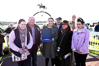 2013/04/03rd - Hurricane Fly at Downpatrick Racecourse