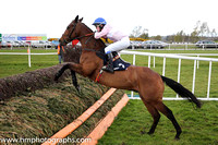 01st El Grande ( 2 , pink, white hoop ) and Mr M E McCrory - Trainer : Ms M Richert - Owner : Mrs P J Conway