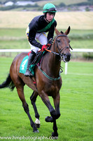 02nd Benarty Hill and D Meyler ( 4 , black , emerald green sash ) Trainer - L Lennon