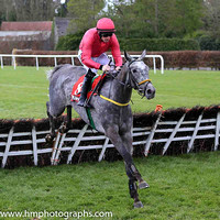 07th Moulin A Vent and S W Flanagan ( 8 , cerise ) Trainer - N Meade , Owner - Mrs Patricia Hunt