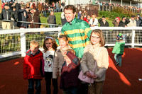 01 - AP McCoy and fans at WKD Hurdle at Down Roya  - CU2D9031-2