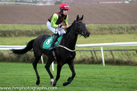 05 Carlyan and J S McGarvey - - 05th (8 , Brown, lime green sleeves ) Trainer - P Casey