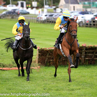 02nd Hannon and C D Maxwell ( 3 , light blue, yellow diamond ) Trainer - Mrs Magnier , Owner - C P Magnier