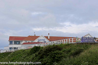The Royal Court Hotel at Whiterocks which overlooks the Royal Portrush Golf Links - AA1V7086-2