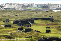 6th and 8th greens at Royal Portrush - CU2D4091-2