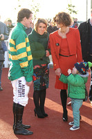 01 - AP McCoy and family at the WKD Hurdle at Down Royal  - CU2D9027-2