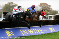 07 London Bridge and N P Madden - - 07th (8 ,white, red hoop ) Trainer - N Meade