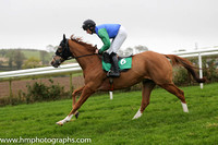 06 Forced Kin and M J Bolger - - 06th (6 ,blue, green sleeves ) Trainer - R K Watson
