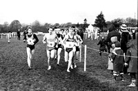 1984 Belfast International Cross Country at Mallusk, N Ireland