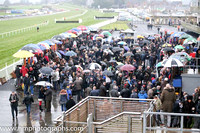 Boxing Day crowds at Down Royal