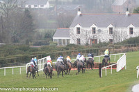 Race 5 at Down Royal Boxing Day meeting in 2014