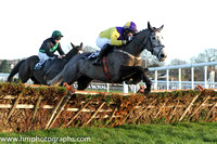 2013-12-26th - Race 4 The INH Stallion Owners EBF Maiden Hurdle of 10,500 Euro at Down Royal