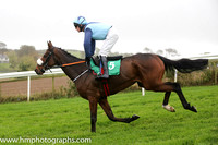 01 Crown Theatre and P Carberry - - 01st (5 ,Light blue, dark blue chevron ) Trainer - G Elliott