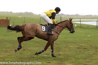 2014/02/08th - Race 3 East Down Foxhounds Point to Point Steeplechases at Tyrella