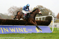 2014/11/01st - Race 5 The Powers Irish whiskey Steeplechase (Grade 2) of 50,000 Euro at Down Royal