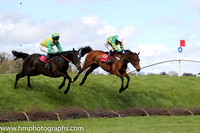 08th Elembridge King ( 2 , yellow, green hlvd ) and M.J. Scallan (7) - Trainer : Michael John Murphy - Owner : S. Connick  01st Wish Ye Didnt ( 12 , orange and green hoops ) and N. Carberry - Trainer