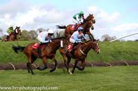 02nd Enniskillen ( 4 , pink, light blue sleeves ) and B.O. Walsh (7) - Trainer : Peter Maher - Owner : A. Weld  06th Serious Times ( 5 , pink, light blue sleeves ) and G.L. Murphy (7) - Trainer : Pete