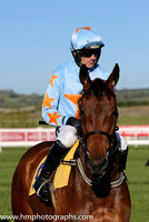 01st Un De Sceaux (FR) ( 6 , light blue, orange star ) and R. Walsh - Trainer : W.P. Mullins - Owner : Edward O'Connell