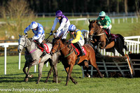 01st Whiteout (GER) ( 12 , blue and yellow stripes, yellow sleeves ) and P. Townend - Trainer : W.P. Mullins - Owner : D.Lawlor