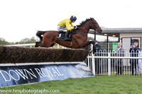 01st Ballychorus ( 1 , yellow, blue sash ) and D.E. Mullins - Trainer : Ms Margaret Mullins - Owner : Barry Connell