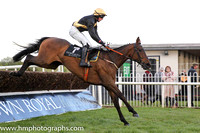 05th Waltz Legend ( 7 , black, yellow sash ) and C.D. Maxwell (3) - Trainer : Liam Lennon - Owner : Niall Delany