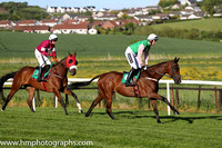01st Fort Smith ( 3 , maroon, white star ) and P. Carberry - Trainer : Gordon Elliott - Owner : Gigginstown House Stud