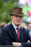 John Gosden trainer of Jack Hobbs