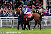 5th - 3 Highland Reel - Trainer: APO'Brien - Jockey: RL Moore - Owner: Derrick Smith/MrsJohn Magnier/Michael Tabor - Colors: purple, white seams