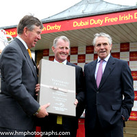 Legends at the Curragh on Irish Derby Day