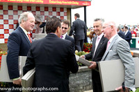 Legends at Dubai Duty Free Irish Derby at the Curragh