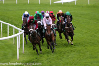 03rd Ah Littleluck ( 1 , pink, white panel ) and J.C. Barry (7) - Trainer : Thomas Gibney - Owner : Kevin Haigney