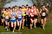 The Start of the 2007 Northern Ireland Men's Cross Country Championship at University of Ulster , Coleraine - IMG_7119