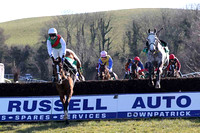 2013/04/03rd - Race 4 The Toals Bookmakers Ulster Grand National Steeplechase of 25,000 Euro