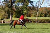 East Antrim Hunt Point to Point at Loughanmore