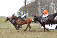 2013/04/02nd - Race 4 East Antrim Hounds Point to Point at Loughanmore