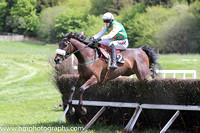 OU VALSHAN TIME and H D dunne ( 12 , EMERALD GREEN,orange spots; white,orange spots sleeves; emerald green cap ) Trainer: Donnchadh Doyle,, Owner : Monbeg, Syndicate