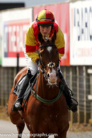 04th Deputy Consort ( 17 , yellow, red cross sashes ) and Miss K Ferris - Trainer : Eoin Barry - Owner : T B Ferris