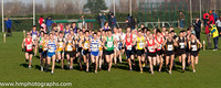The Start of the 2007 Northern Ireland Men's Cross Country Championship at University of Ulster , Coleraine