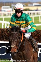 04th Cillian's Return and D Meyler ( 3 , emerald green and orange hooped ) Trainer - A J Martin , Owner - John P McManus